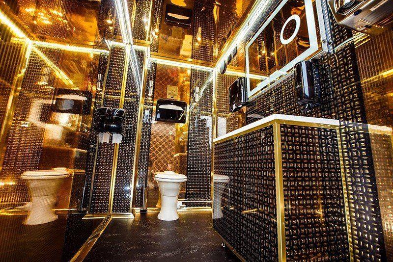 Интерьер туалета MICRO