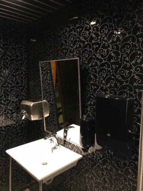 мобильные туалетные кабины MICRO